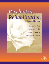 Psychiatric Rehabilitation - 2nd Edition - ISBN: 9780080465906