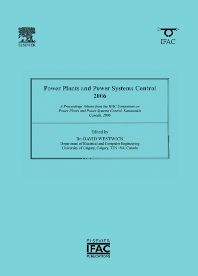 Cover image for Power Plants and Power Systems Control 2006