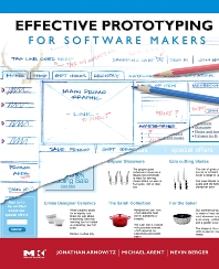 Effective Prototyping for Software Makers, 1st Edition,Jonathan Arnowitz,Michael Arent,Nevin Berger,ISBN9780080468969
