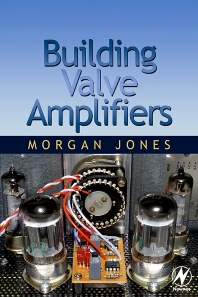 Cover image for Building Valve Amplifiers