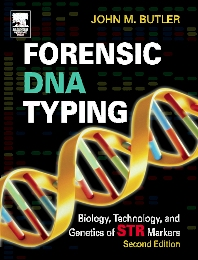 Cover image for Forensic DNA Typing