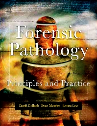 Cover image for Forensic Pathology