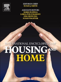 International Encyclopedia of Housing and Home, 1st Edition,Susan Smith,ISBN9780080471716