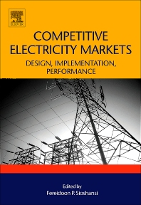 Competitive Electricity Markets, 1st Edition,Fereidoon Sioshansi,ISBN9780080471723