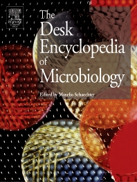 Cover image for Desk Encyclopedia of Microbiology