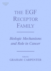 The EGF Receptor Family, 1st Edition,Graham Carpenter,ISBN9780080472584