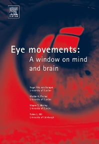 Eye Movements, 1st Edition,Roger van Gompel,ISBN9780080474915
