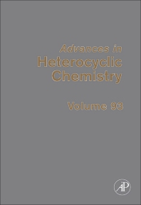 Advances in Heterocyclic Chemistry, 1st Edition,Alan Katritzky,ISBN9780080475127