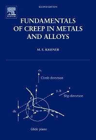 Cover image for Fundamentals of Creep in Metals and Alloys