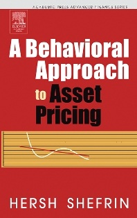 A Behavioral Approach to Asset Pricing - 1st Edition - ISBN: 9780080476032