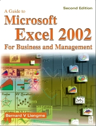 Cover image for Guide to Microsoft Excel 2002 for Business and Management