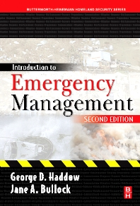 Introduction to Emergency Management - 2nd Edition - ISBN: 9780080478661