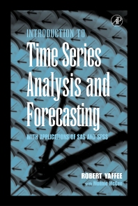 Cover image for An Introduction to Time Series Analysis and Forecasting