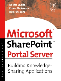 Cover image for Microsoft SharePoint Portal Server