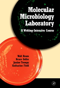 Cover image for Molecular Microbiology Laboratory