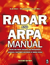 Cover image for Radar and ARPA Manual
