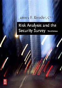Cover image for Risk Analysis and the Security Survey