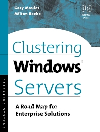 Cover image for Clustering Windows Server