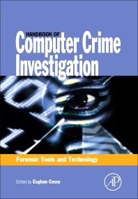 Cover image for Handbook of Computer Crime Investigation
