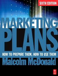 Cover image for Marketing Plans