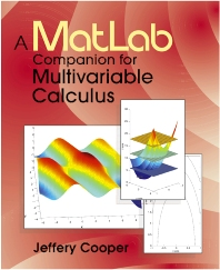 Cover image for A Matlab Companion for Multivariable Calculus
