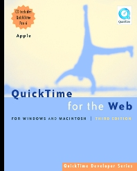 Cover image for QuickTime for the Web