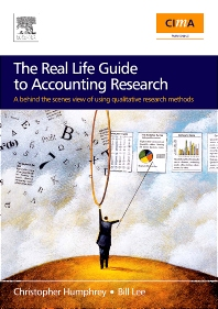 Cover image for The Real Life Guide to Accounting Research (Paperback Edition)