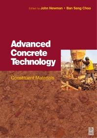 Cover image for Advanced Concrete Technology 1