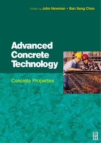 Cover image for Advanced Concrete Technology 2
