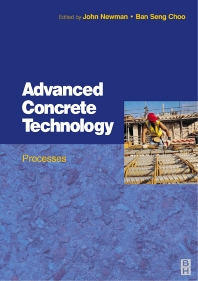 Cover image for Advanced Concrete Technology 3