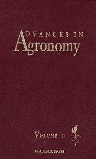 Advances in Agronomy, 1st Edition,Donald L Sparks,ISBN9780080490175