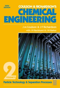 Cover image for Chemical Engineering Volume 2