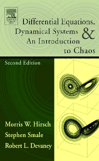 Differential Equations, Dynamical Systems, and an Introduction to Chaos - 2nd Edition