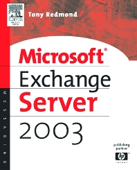 Cover image for Microsoft Exchange Server 2003