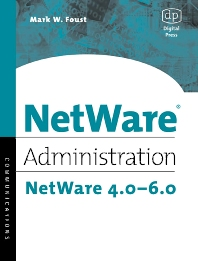 Cover image for NetWare Administration