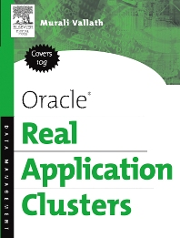 Cover image for Oracle Real Application Clusters