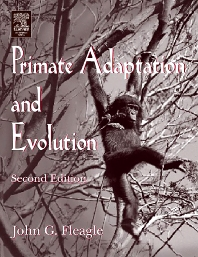 Cover image for Primate Adaptation and Evolution