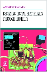 Cover image for Beginning Digital Electronics through Projects