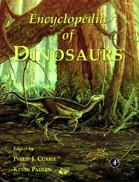 Cover image for Encyclopedia of Dinosaurs