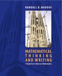 Cover image for Mathematical Thinking and Writing