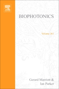 Biophotonics, Part B, 1st Edition,Gerard Marriott,Ian Parker,ISBN9780080497044