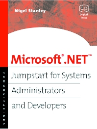Microsoft .NET - 1st Edition - ISBN: 9780080497297