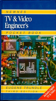 Cover image for Newnes TV and Video Engineer's Pocket Book