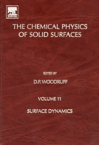 Surface Dynamics, 1st Edition,D. Woodruff,ISBN9780080498348