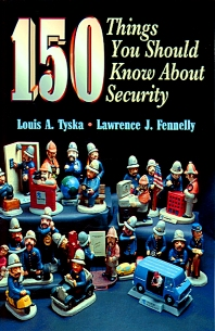 Cover image for 150 Things You Should Know About Security
