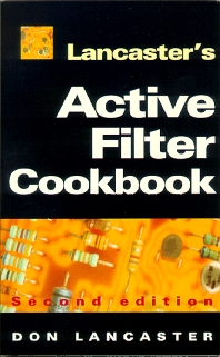 Cover image for Active Filter Cookbook