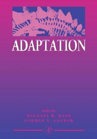 Adaptation - 1st Edition - ISBN: 9780125964210, 9780080498591