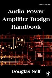 Audio Power Amplifier Design Handbook 3rd Edition border=