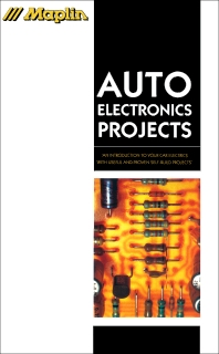 Auto Electronics Projects - 1st Edition - ISBN: 9780080499635