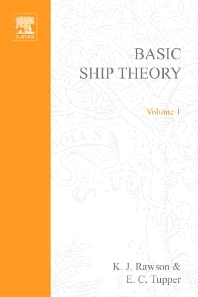 Cover image for Basic Ship Theory Volume 1